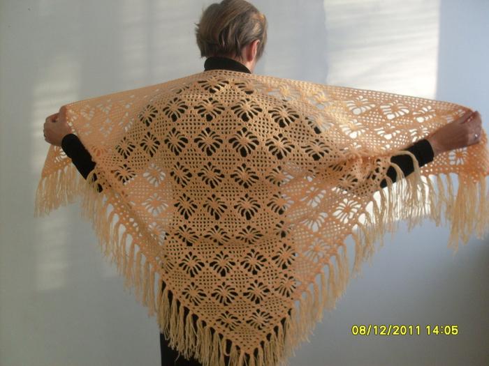 Кисточки для шали