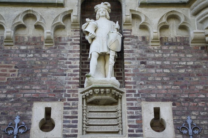 ЗАМОК Паттендорф - Schloss Paffendorf 62937
