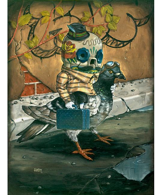Картины сюрреалистов современности 5 (540x650, 126Kb)