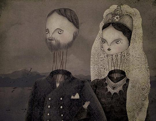 Картины сюрреалистов современности 21 (540x418, 61Kb)