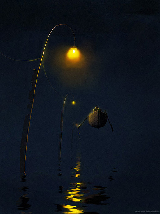 Картины сюрреалистов современности 42 (525x700, 58Kb)