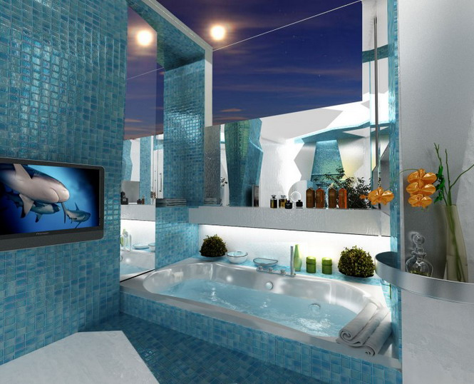Дизайн ванной комнаты по болгарски