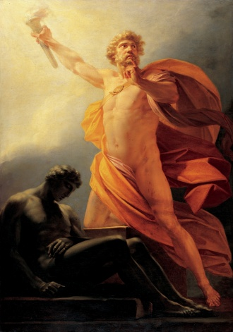 Heinrich_fueger_1817_prometheus_brings_fire_to_mankind (330x471, 53Kb)