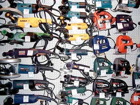 Выбираем электроинструмент для домашнего использования.