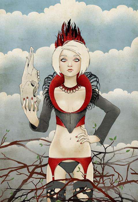 Лучшие иллюстраторы - Jason Levesqu 27 (478x700, 363Kb)
