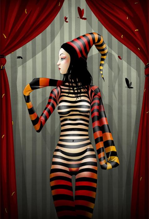 Лучшие иллюстраторы - Jason Levesqu 29 (478x700, 331Kb)