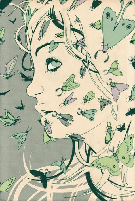 Лучшие иллюстраторы - Jason Levesqu 32 (469x700, 410Kb)