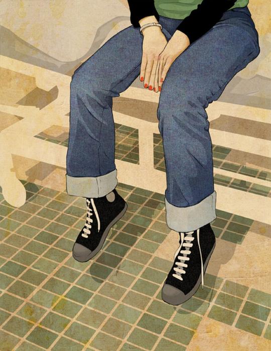 Лучшие иллюстраторы - Jason Levesqu 61 (540x700, 441Kb)