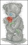 Для того чтобы скачать файл, необходимо.  Pattern Maker (xsd).  Схема вышивки крестом в категории.  Мишки Тедди.