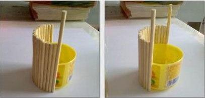 Как сделать дома из подручных материалов