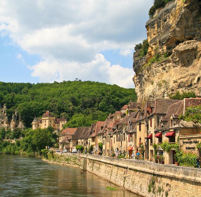 француская деревня фото (700x686, 949Kb)