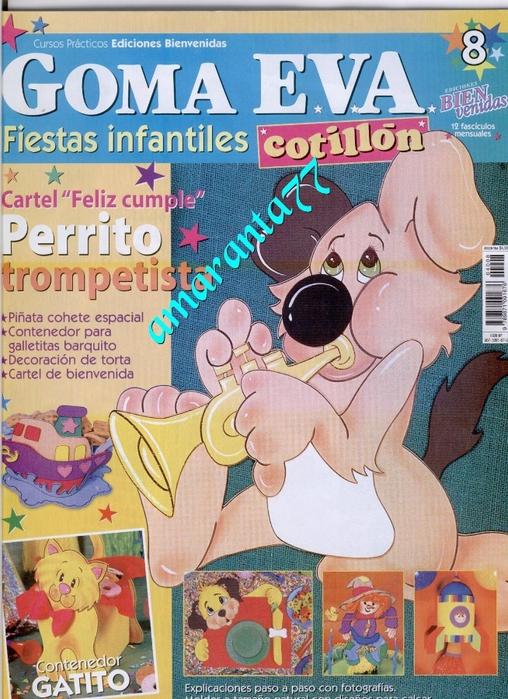 1.GOMA EVA FIESTAS INFANTILES Nº 8 (508x700, 351Kb)