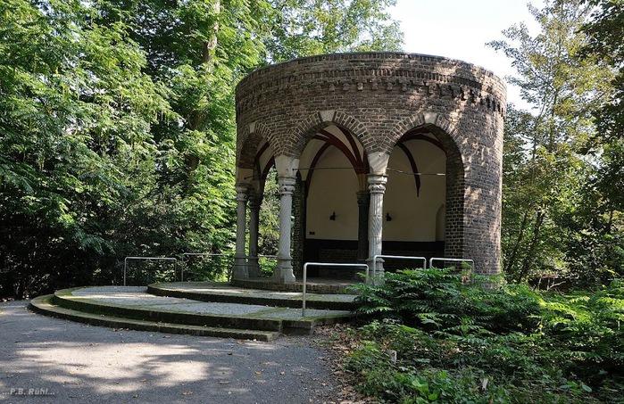ЗАМОК Паттендорф - Schloss Paffendorf 18321