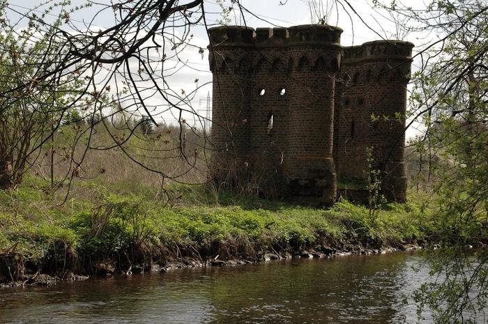 ЗАМОК Паттендорф - Schloss Paffendorf 13554