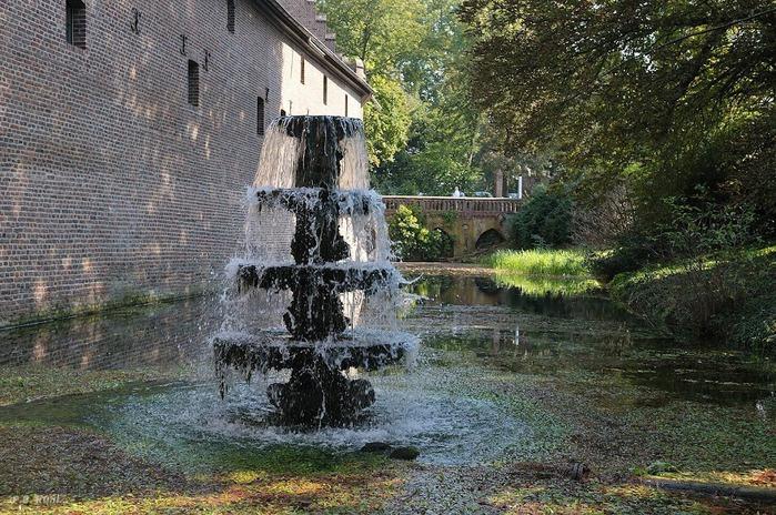 ЗАМОК Паттендорф - Schloss Paffendorf 12776