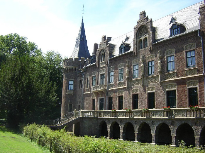 ЗАМОК Паттендорф - Schloss Paffendorf 80164