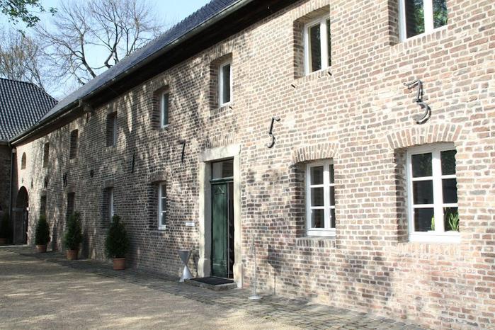 ЗАМОК Паттендорф - Schloss Paffendorf 71137