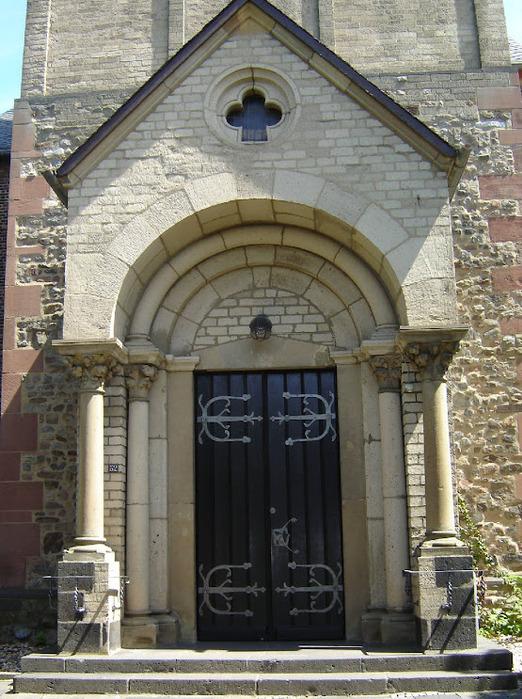 ЗАМОК Паттендорф - Schloss Paffendorf 44874
