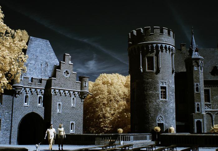 ЗАМОК Паттендорф - Schloss Paffendorf 89363