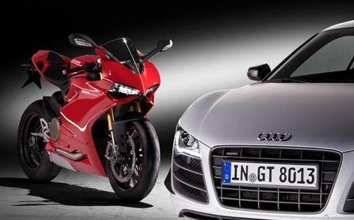 Немецкий автопроизводитель Audi выкупил компанию Ducati.