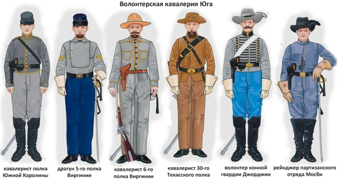 12 волонтерская кавалерия юга (700x372, 158Kb)