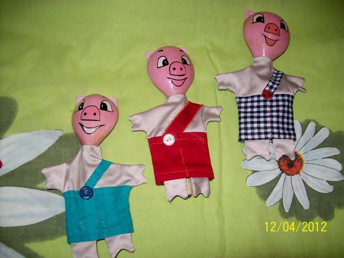 Как сделать куклу для детского сада 873