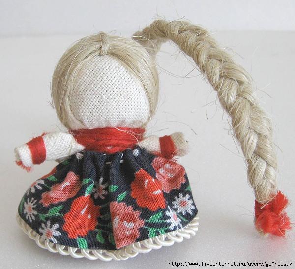 Программа Кружок Тряпичная Кукла