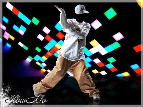 SlowMo, Pphotoshop, Templates, Costumes, PSD, Исходники, Шаблоны, Костюмы, Наряды, Фотомонтаж, Фотошаблоны, Брейкдансер, Тацор, Танец, Dancer, Breakdancer, Dance/1335313578_Dancer (500x375, 82Kb)