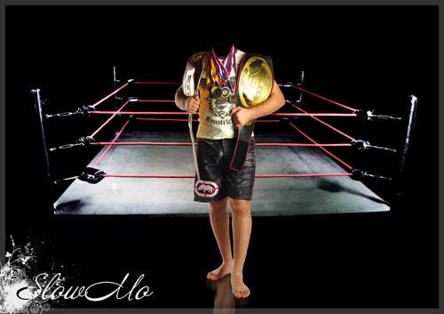 SlowMo, Photoshop, Templates, Costumes, PSD, Исходники, Шаблоны, Костюмы, Наряды, Фотомонтаж, Фотошаблоны, Фотокостюмы, Чемпион, Боксер, Боец, награда, Медаль, Fighter, Champion, Boxer, Профессионал, Тяжеловес/1335345567_Champion_Fighter (500x353, 54Kb)