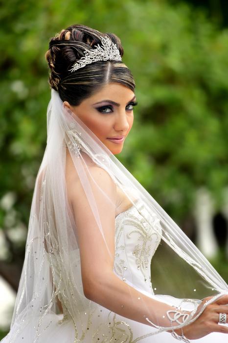 Свадебный макияж для кавказских невест