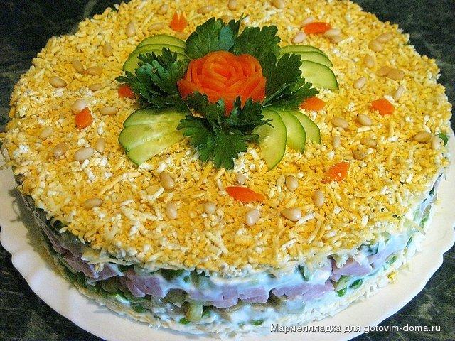 Слоеный салат (640x480, 121Kb)