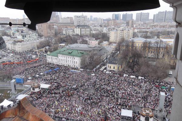 Молебен 22 апреля в Москве у ХХС (600x400, 102Kb)