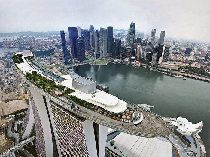 отель в сингапуре (700x525, 180Kb)