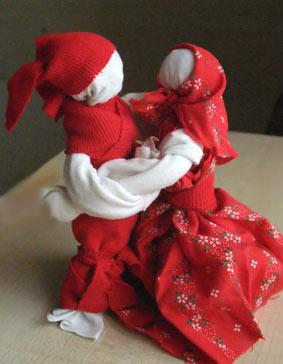 Куклы оберег виды