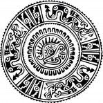 Превью 10892415-ancient-pattern-vector-illustration (400x399, 71Kb)