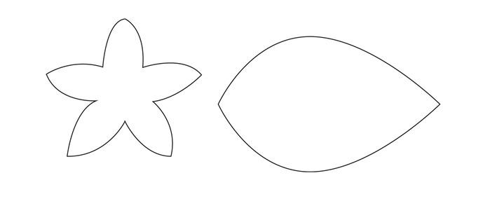 康乃馨手绘教程图解