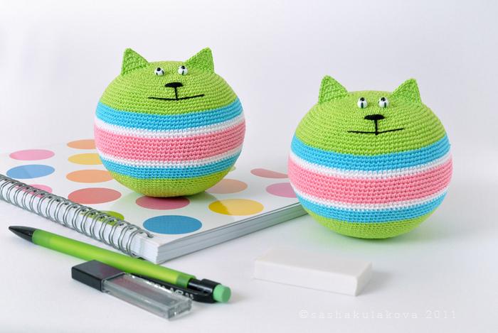 Антистрессовые кота