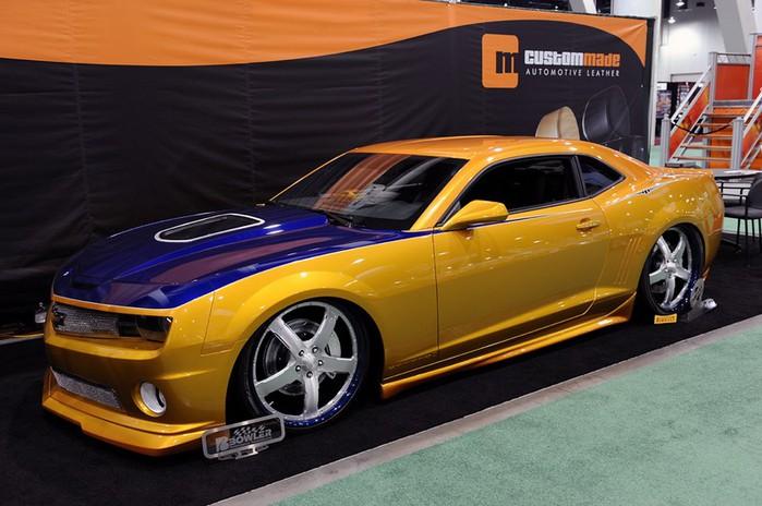 Chevrolet Camaro - машина легенда 6 (700x464, 90Kb)