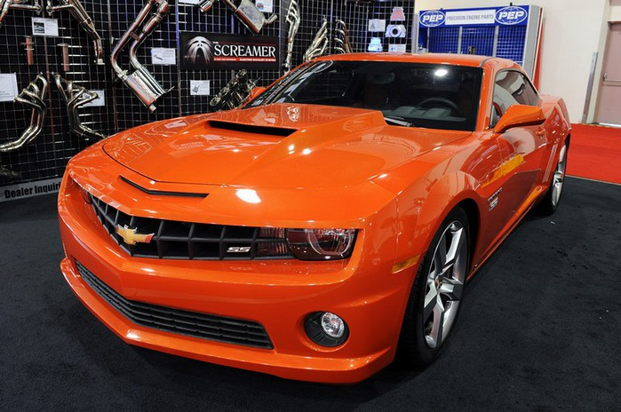 Chevrolet Camaro - машина легенда 64 (700x464, 105Kb)