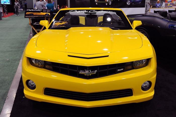 Chevrolet Camaro - машина легенда 81 (700x464, 81Kb)