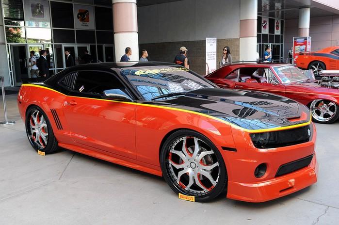 Chevrolet Camaro - машина легенда 102 (700x464, 101Kb)