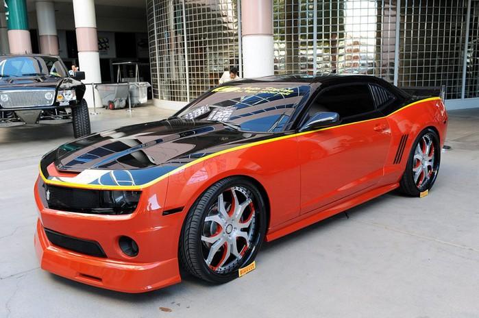 Chevrolet Camaro - машина легенда 103 (700x464, 108Kb)