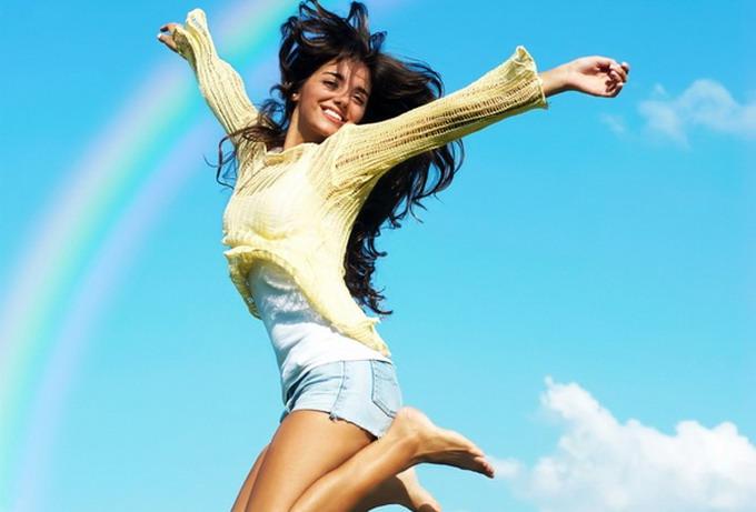 Как зарядить себя энергией и позитивом!!! Рецепт волшебного утра!!!