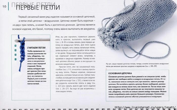 Чем полезно вязание на спицах 35