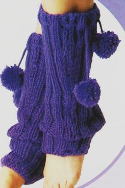 Метки гетры спицами вязание спицами вязаные аксессуары. гетры спицами