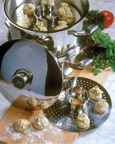 Рецепт приготовления мантов с