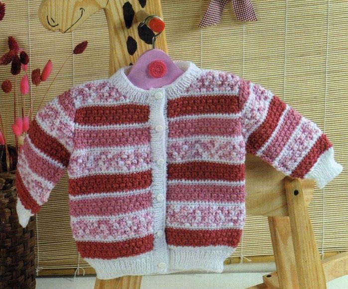 Вязание для малышей вконтакте 94