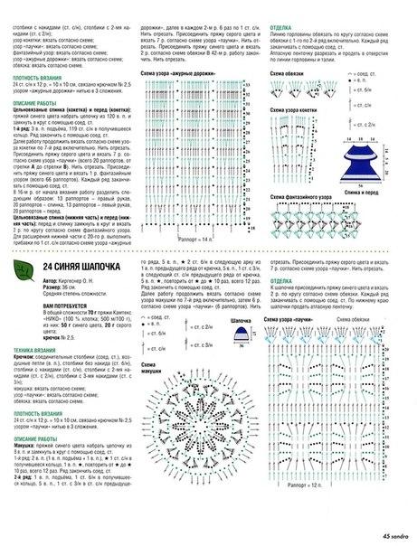 схема вязания детского платья веселые петельки.1 (461x604, 84Kb)