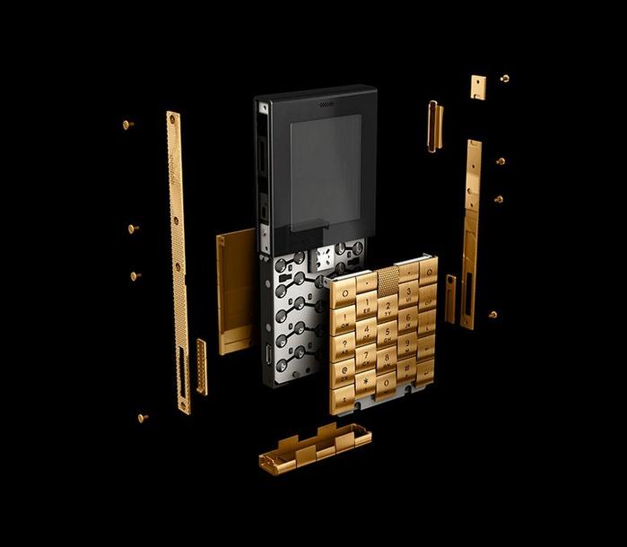 V.I.P. дизайн телефона Yves Behar 3 (700x610, 41Kb)