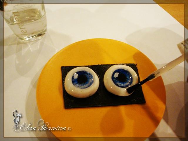 Как самому сделать глаза для игрушек